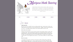 Mariposa Tutoring
