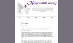 Mariposa Tutoring